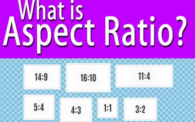 Aspect Ratio – All the Aspects Explained
